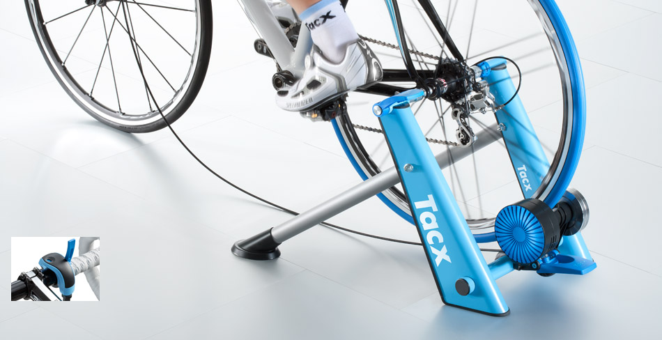 Blue Matic Tacx