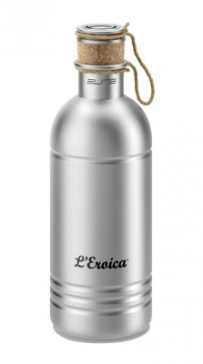 Borraccia Elite L'Eroica - 600ml, allum