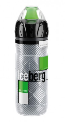Borraccia termica Elite Iceberg - 500ml, logo verde