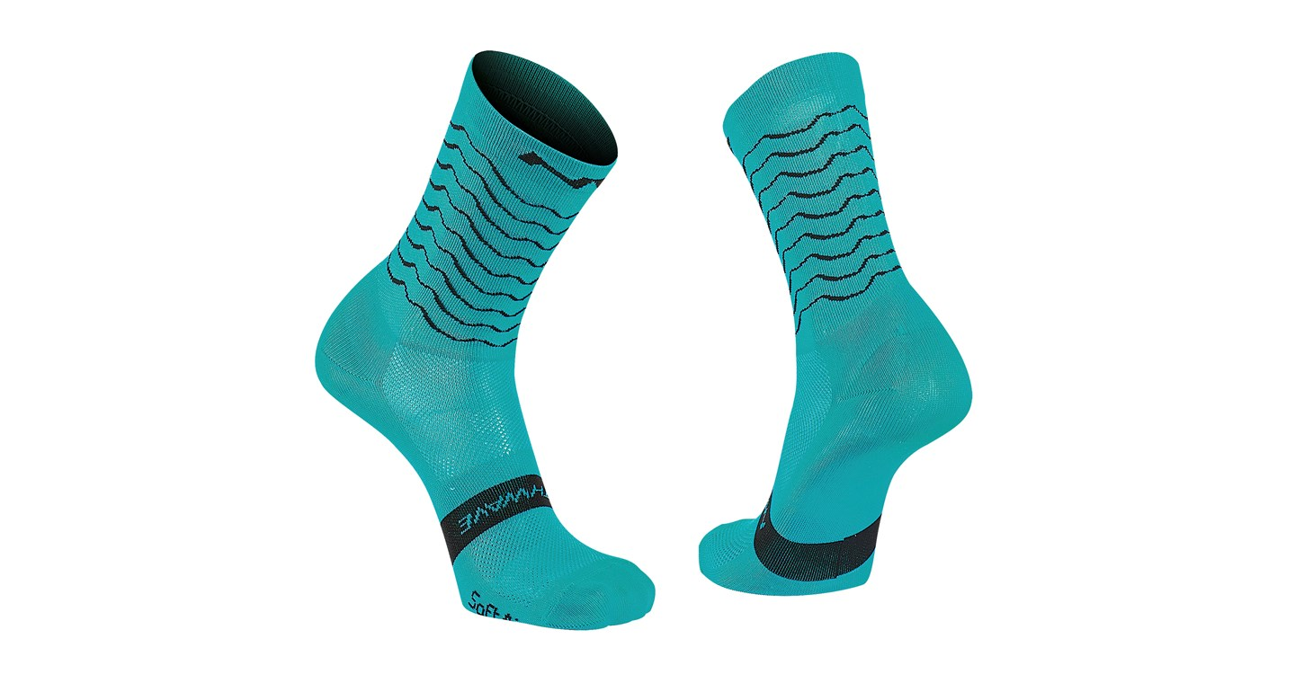 Calze Ciclismo Northwave Switch Wmn Socks EMERALD