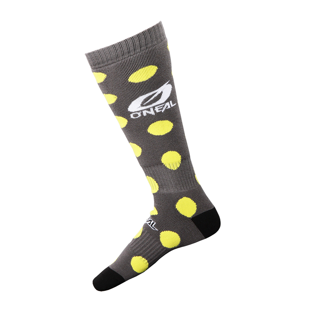Calze O`Neal PRO MX SOCK Candy UNICA GRAY/YELLOW