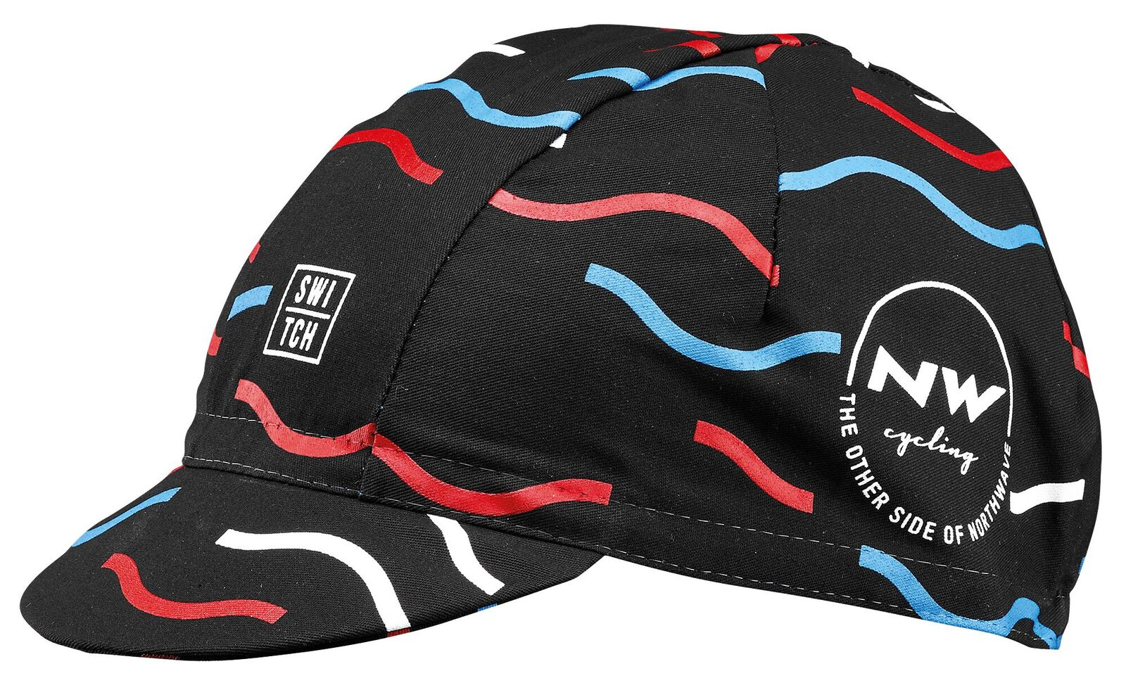 Cappello Ciclismo Northwave Switch Cap ONESIZE BLACK