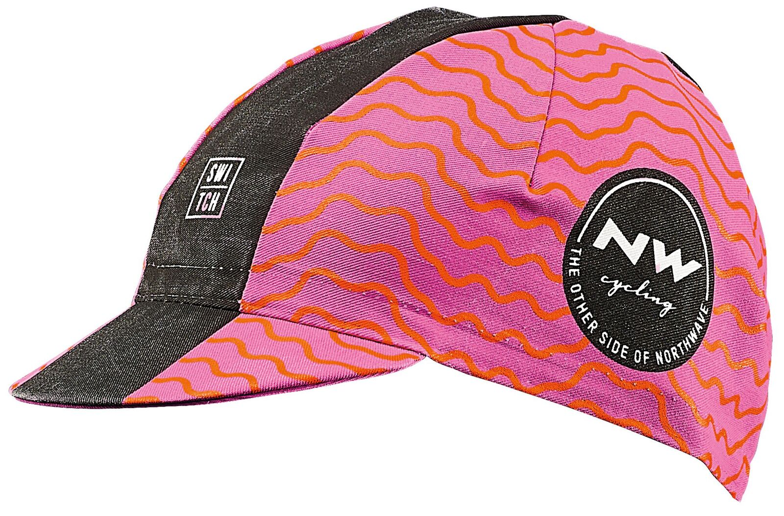 Cappello Ciclismo Northwave Switch Cap ONESIZE PINK-ORANGE