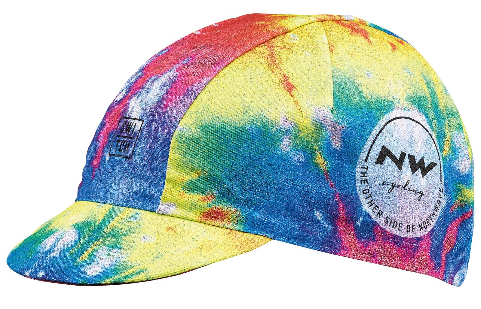 Cappello Ciclismo Northwave Switch Cap ONESIZE RAINBOW