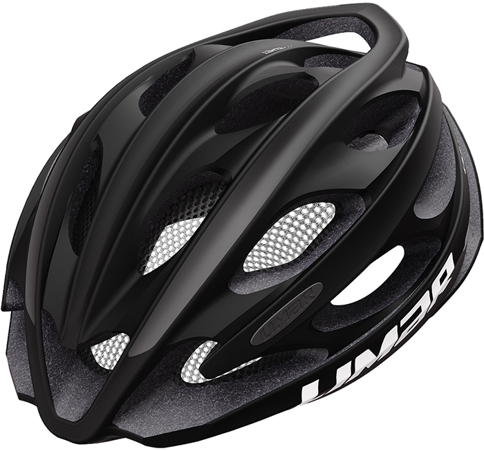 Casco da bici Limar Ultralight+ NERO