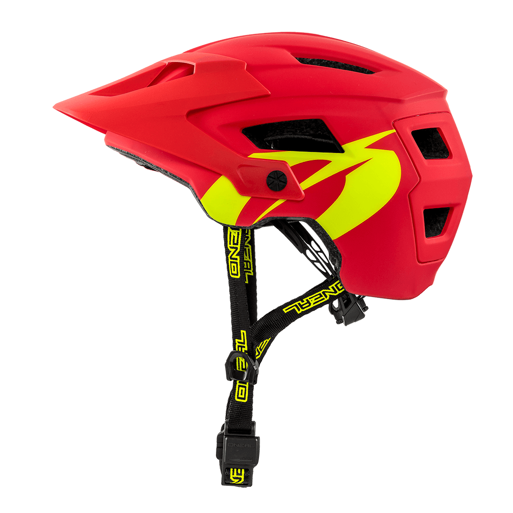 Casco MTB O'Neal DEFENDER 2.0 Solid RED