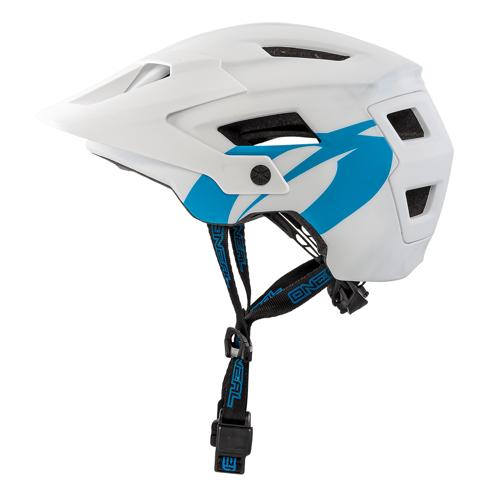 Casco MTB O'Neal DEFENDER 2.0 Solid WHITE