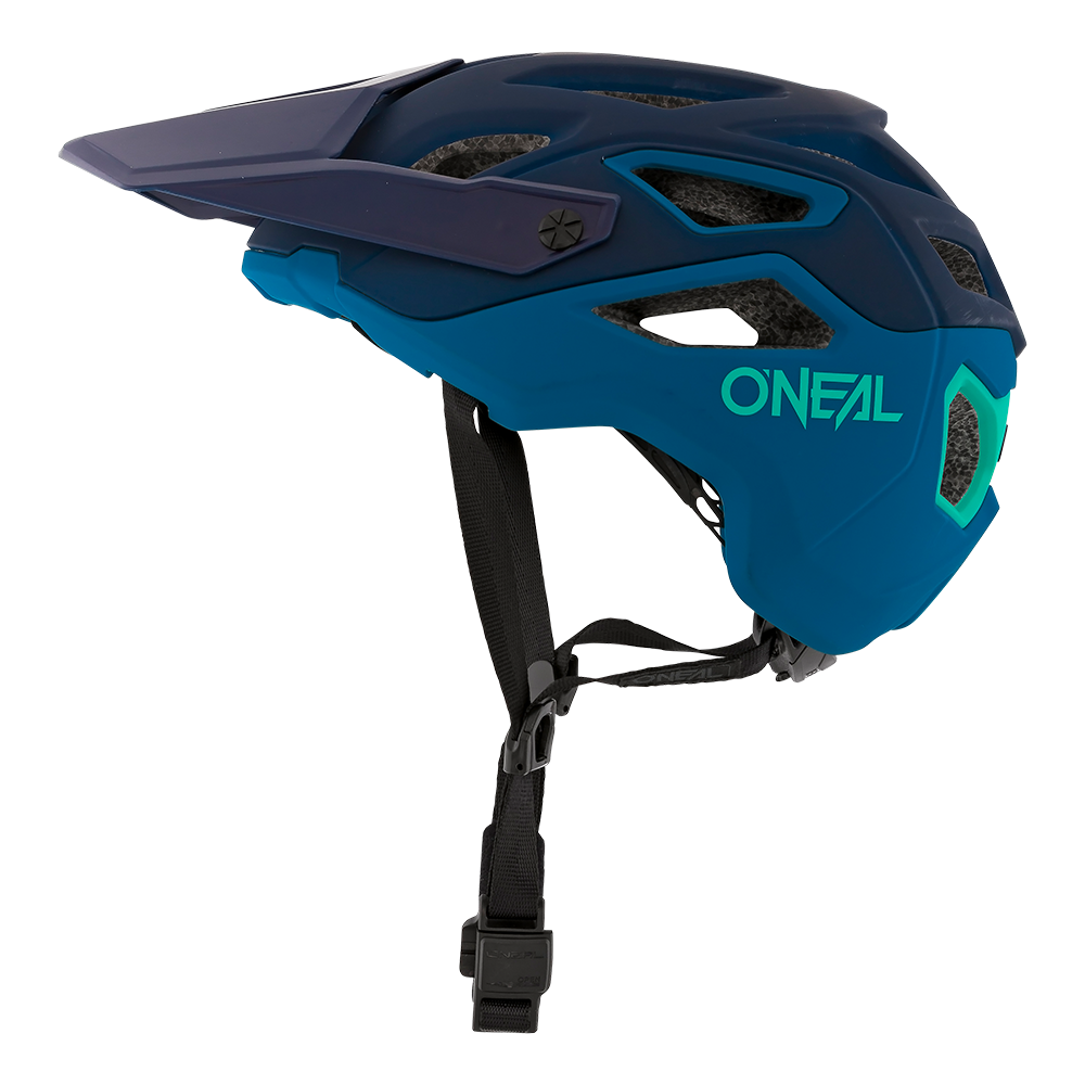 Casco MTB O'Neal PIKE Solid BLUE/TEAL