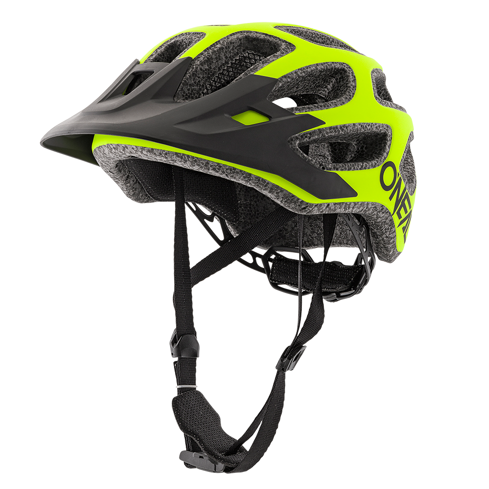 Casco MTB O'Neal THUNDERBALL 2.0 Solid NEON YELLOW