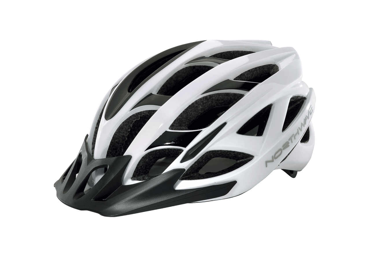 Casco Northwave Ranger WHITE-BLACK