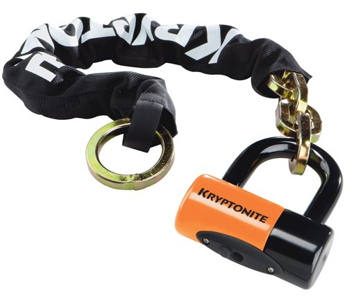 Catena Kryptonite New York Noose 1275 e lucchetto Evolution Series 4