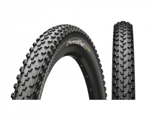 "Copert.Conti Cross King2.2 Race Sp. pieg - 27.5x2.20"" 55-584 ne./ne. Skin"