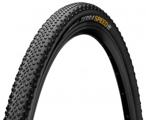 "Copert.ContiTerra Speed ProTection pieg. - 27.5x1.50"" 40-584 nero/nero Skin"