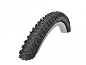 "Copert Schwalbe Little Joe HS371 piegh - 20x1.40"" 37-406 nero.LSkin KG EC"