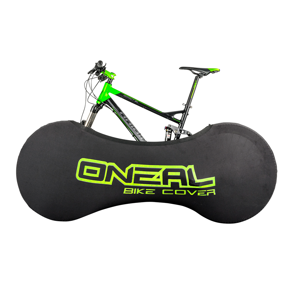 Copribici O`Neal BIKE COVER  BLACK/NEON YELLOW