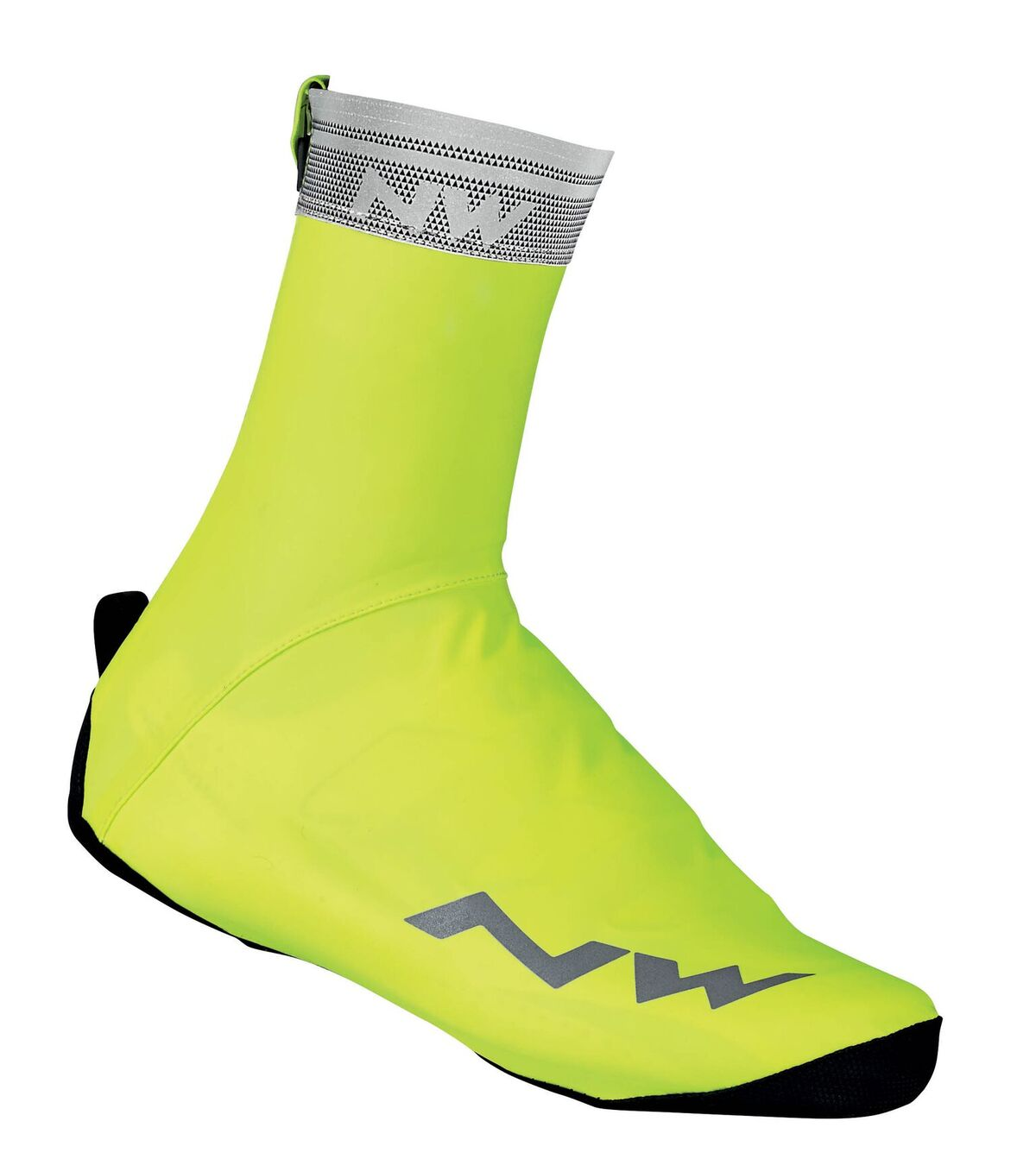 Copriscarpe Ciclismo Northwave Chrono Shoe Cover  YELLOW FLUO