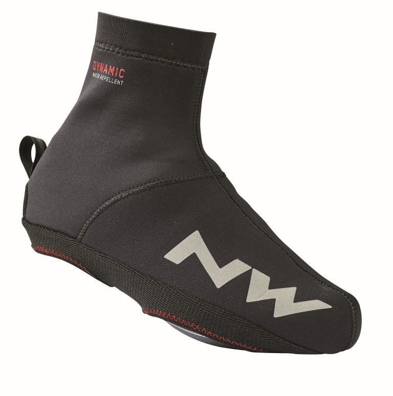Copriscarpe Ciclismo Northwave Dynamic Winter High Shoecover BLACK