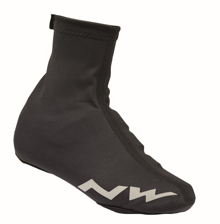 Copriscarpe Ciclismo Northwave Fir High Shoecover BLACK