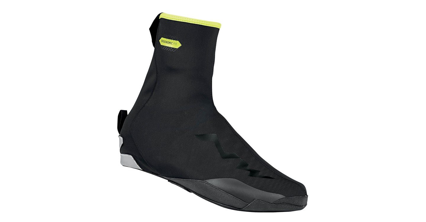 Copriscarpe Ciclismo Northwave Raptor Shoe Cover  BLACK