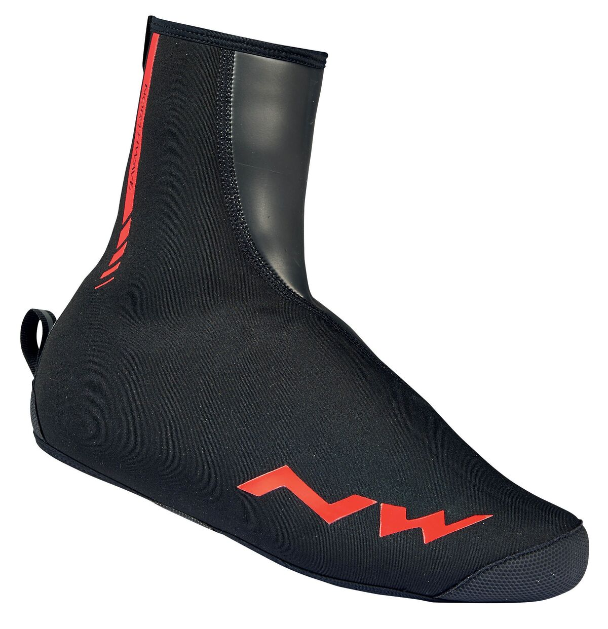 Copriscarpe Ciclismo Northwave Sonic 2 Shoe Cover  BLACK-RED
