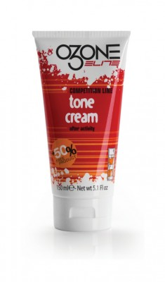 Elite Ozon After Competition Cream - tubetto con crema per rilassare