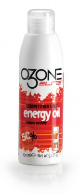 Elite Ozon Energizing Oil - spray olio, fornitore d'energia