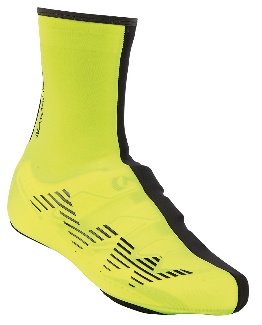 Copriscarpe Ciclismo Northwave Evolution Shoe Cover  YELLOW FLUO