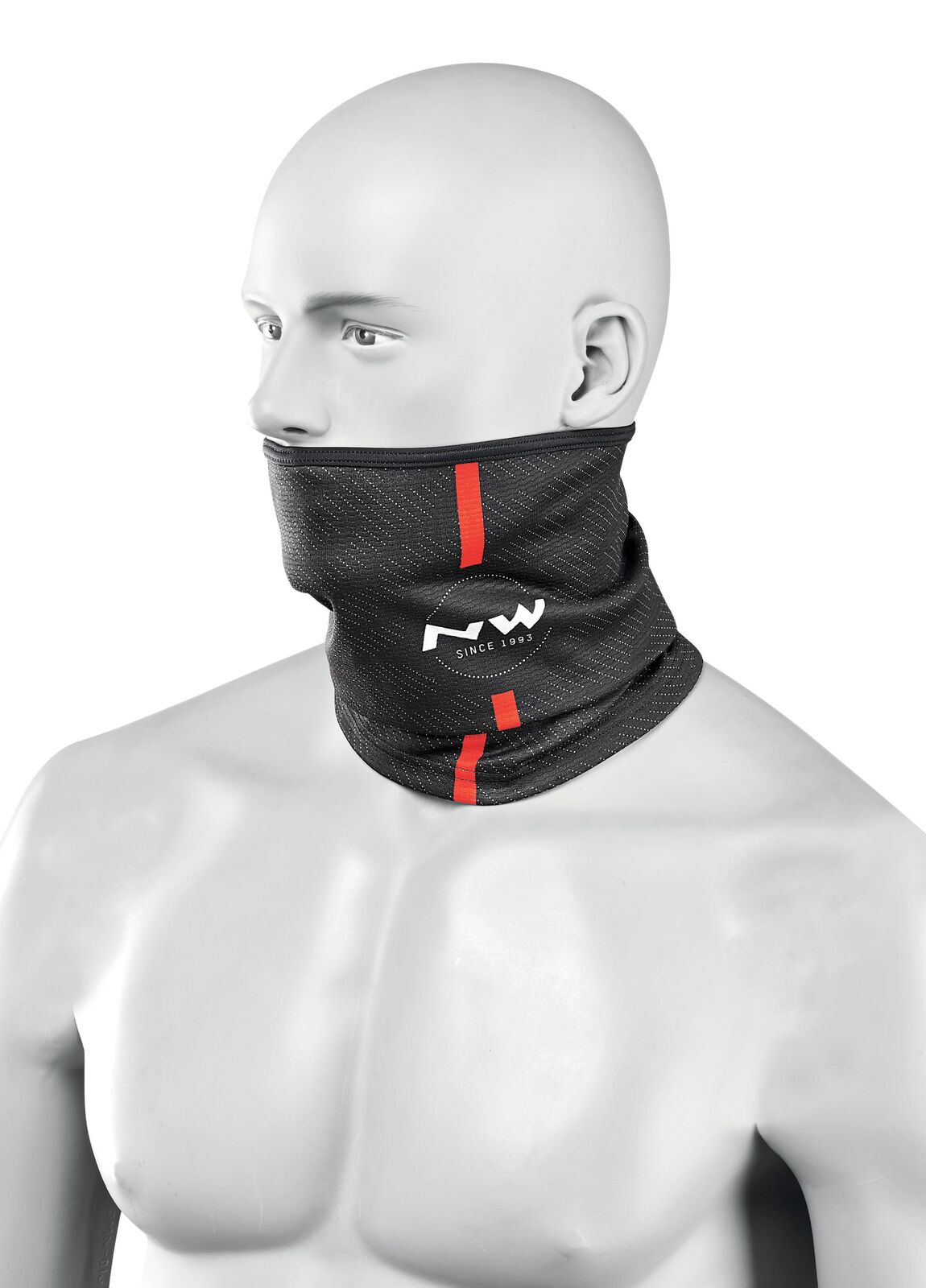 Fascia Scaldacollo Northwave Sport Neck Warmer ONESIZE BLACK-RED