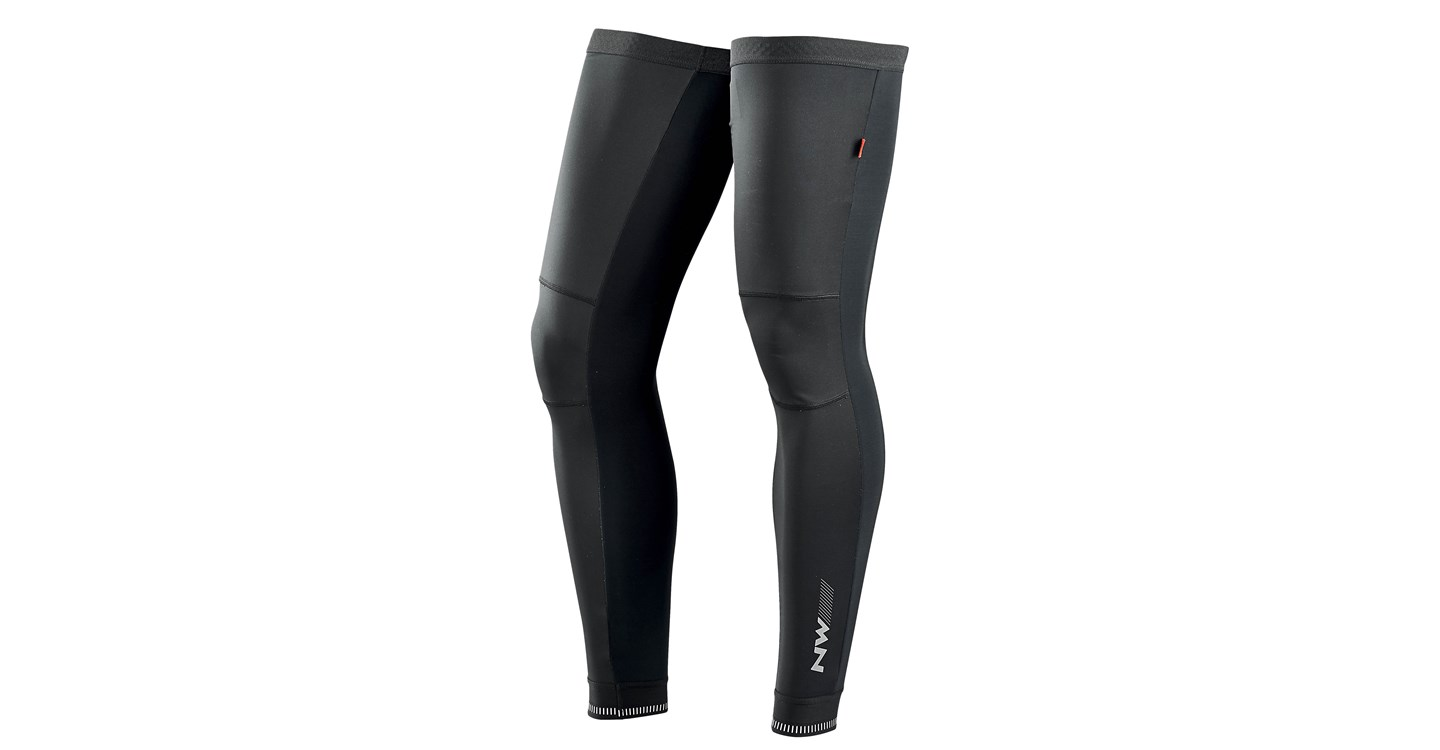 Gambali Ciclismo Northwave Ghost H20 Leg Warmer BLACK