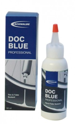 Gel prot.ctro forature Schwalbe Doc Blue - 3710 Professional bottiglia d.60-ml