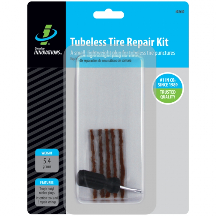 Genuine Innovations Kit Ripara Tubeless