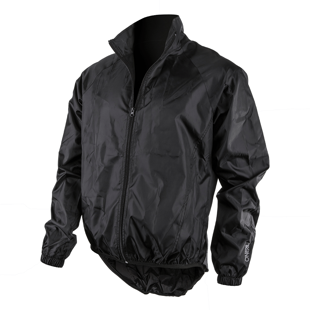 Giacca antipioggia O`Neal BREEZE Rain Jacket BLACK