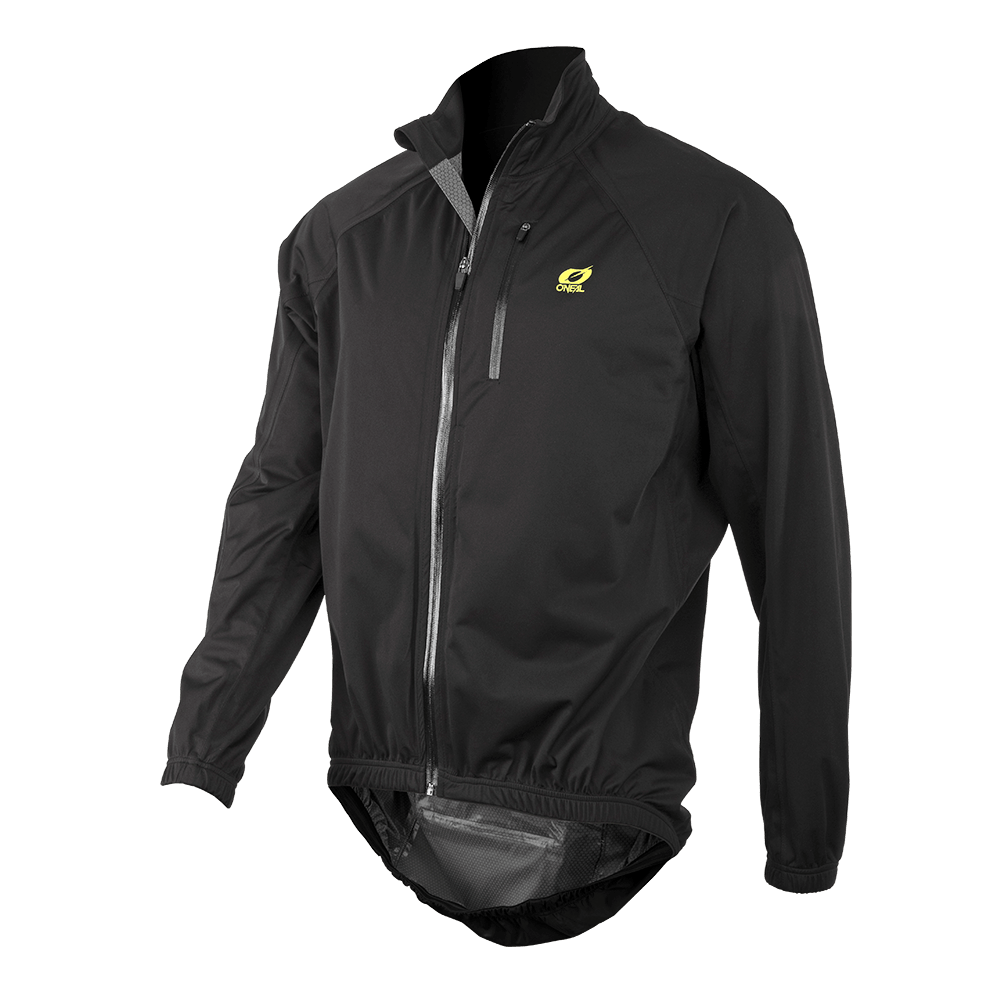 Giacca antipioggia O`Neal MONSOON STRETCH Rain Jacket BLACK