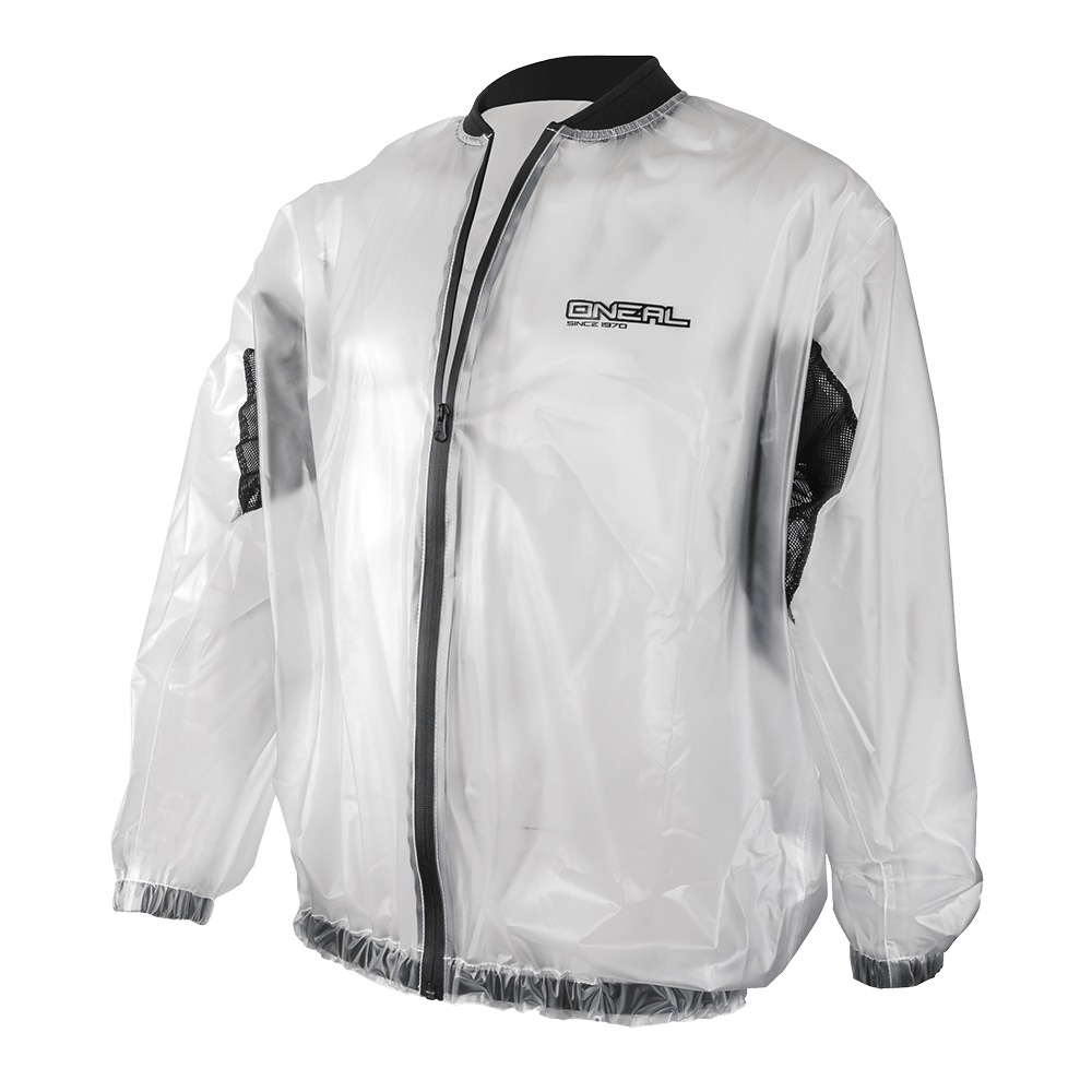 Giacca antipioggia O`Neal SPLASH Rain Jacket CLEAR