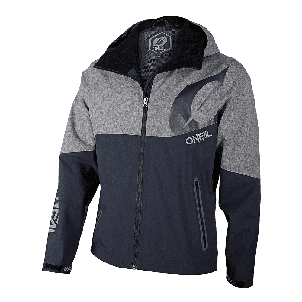 Giubbino O'Neal CYCLONE Soft Shell BLUE/GRAY