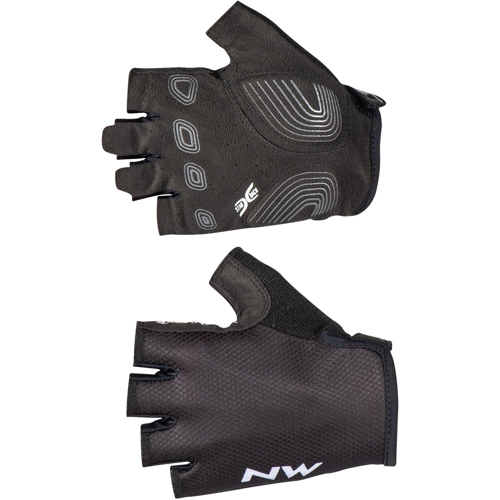Guanti Donna Northwave Active Woman Short Fingers Glove BLACK