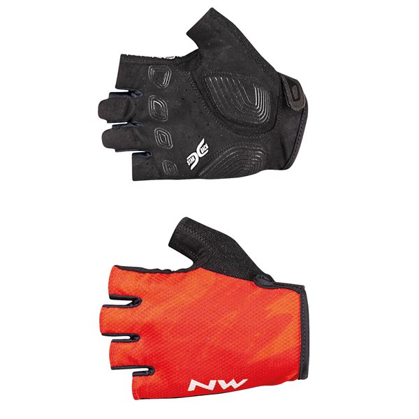 Guanti Donna Northwave Active Woman Short Fingers Glove ORANGE