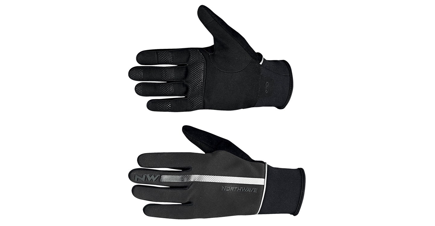 Guanti Ciclismo Northwave Dynamic Full Gloves BLACK
