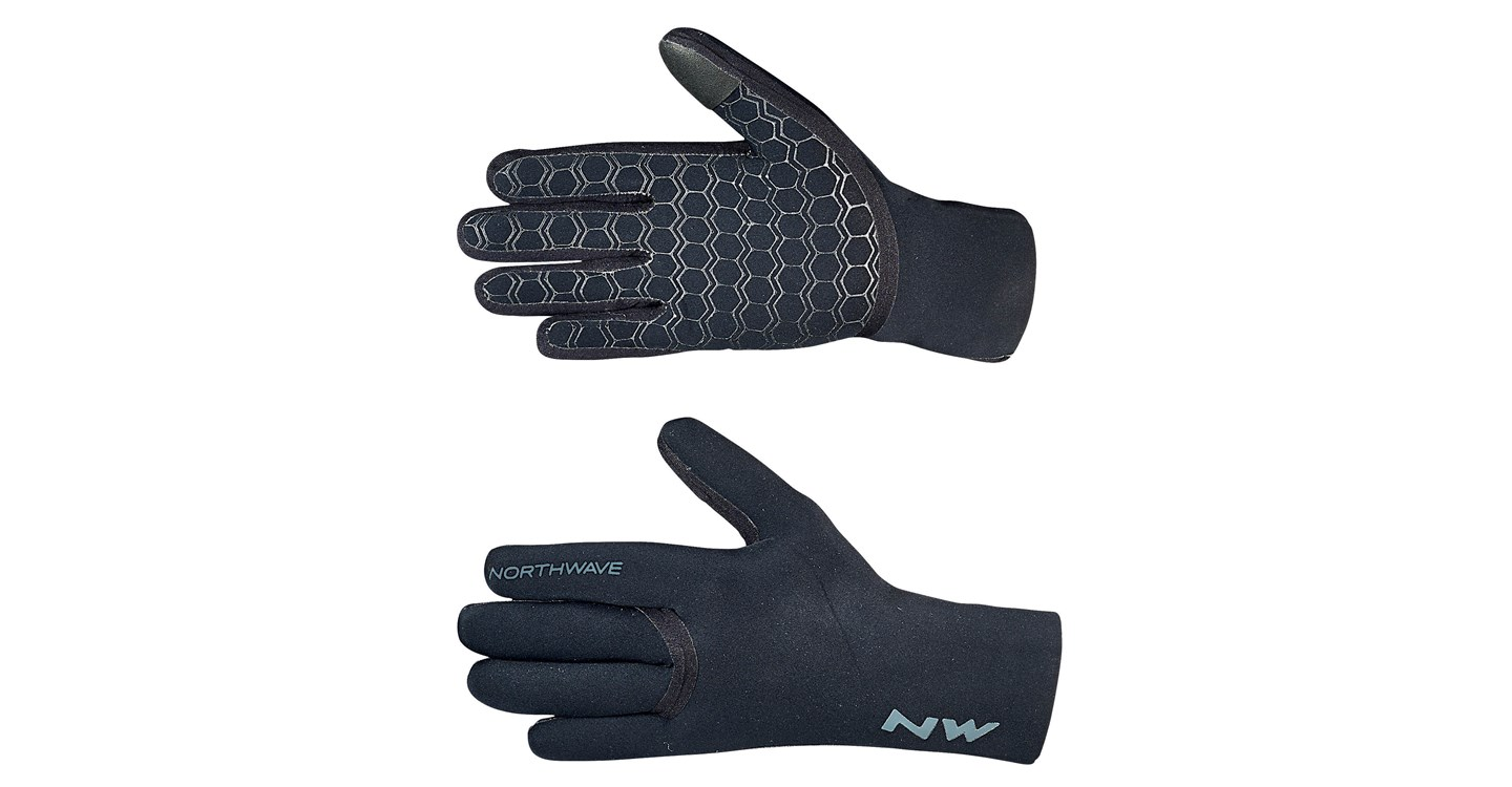 Guanti Ciclismo Northwave Storm Full Gloves BLACK