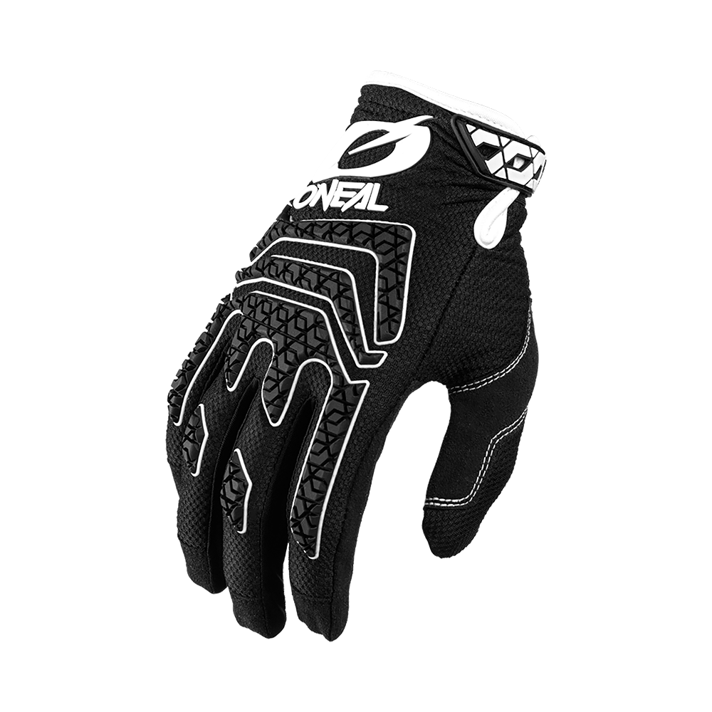 Guanti O'Neal SNIPER ELITE BLACK/WHITE