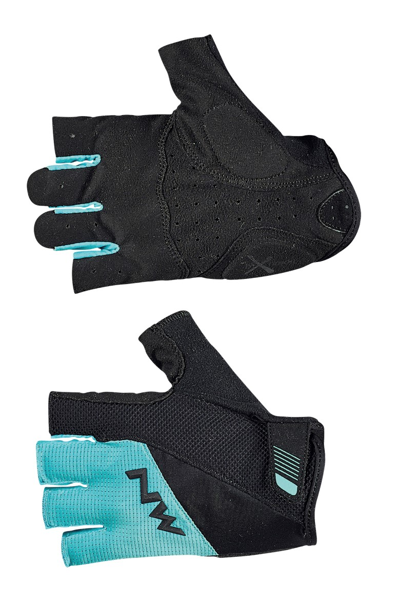 Guanti Donna Ciclismo Northwave Flash 2 Woman BLACK-CERAMIC