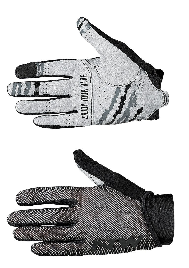 Guanti Ciclismo Northwave MTB Air 3 Full Gloves BLACK