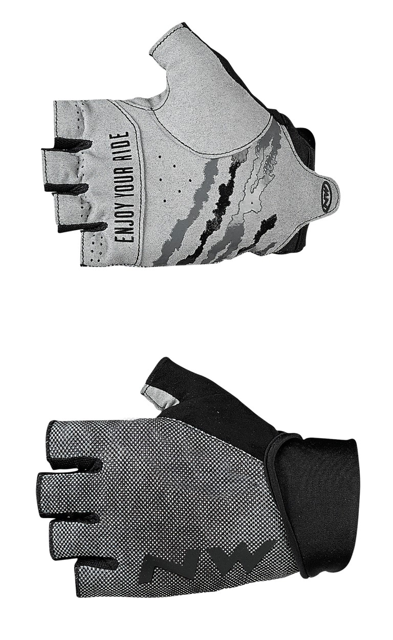 Guanti Ciclismo Northwave MTB Air 3 Short Gloves BLACK