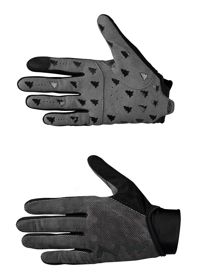 Guanti Donna Ciclismo Northwave MTB Air 3 Woman Full Gloves BLACK