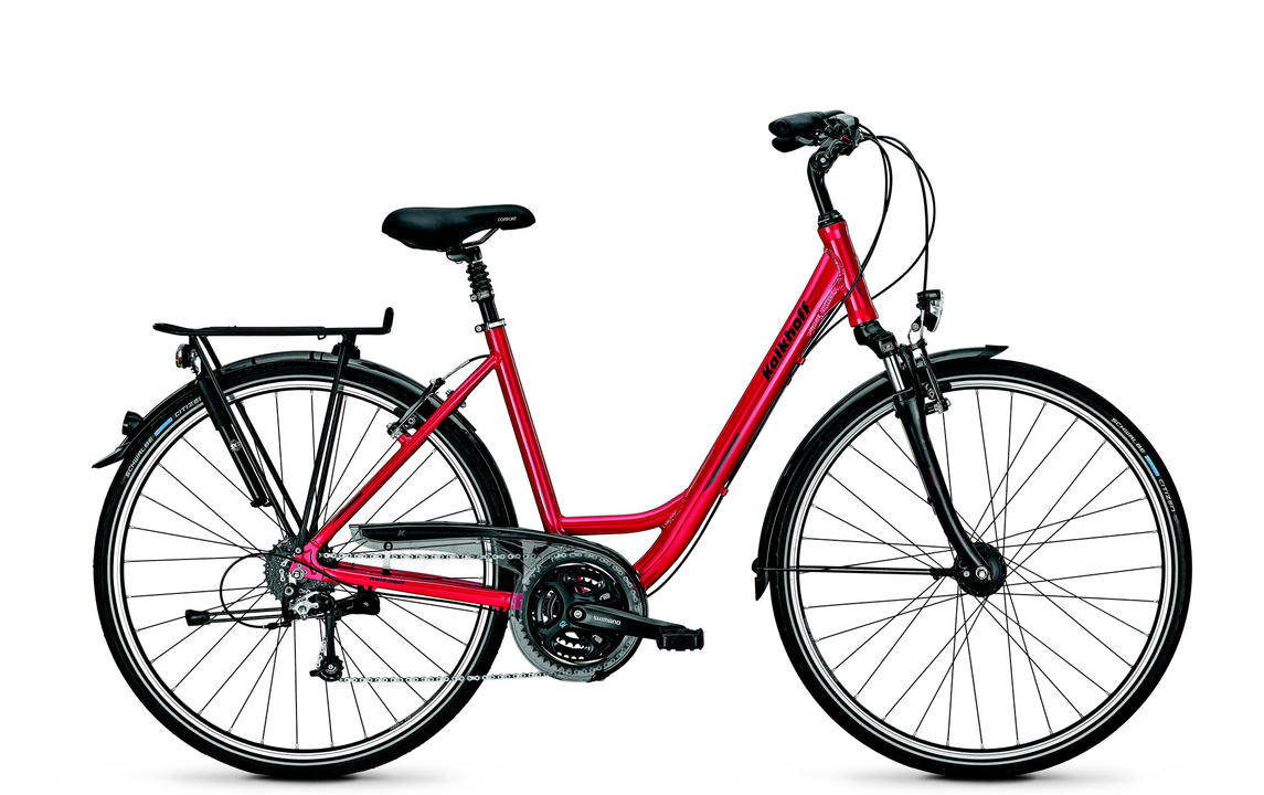 "KALKHOFF 28"" JUBILEE 24 CONNECT RED"