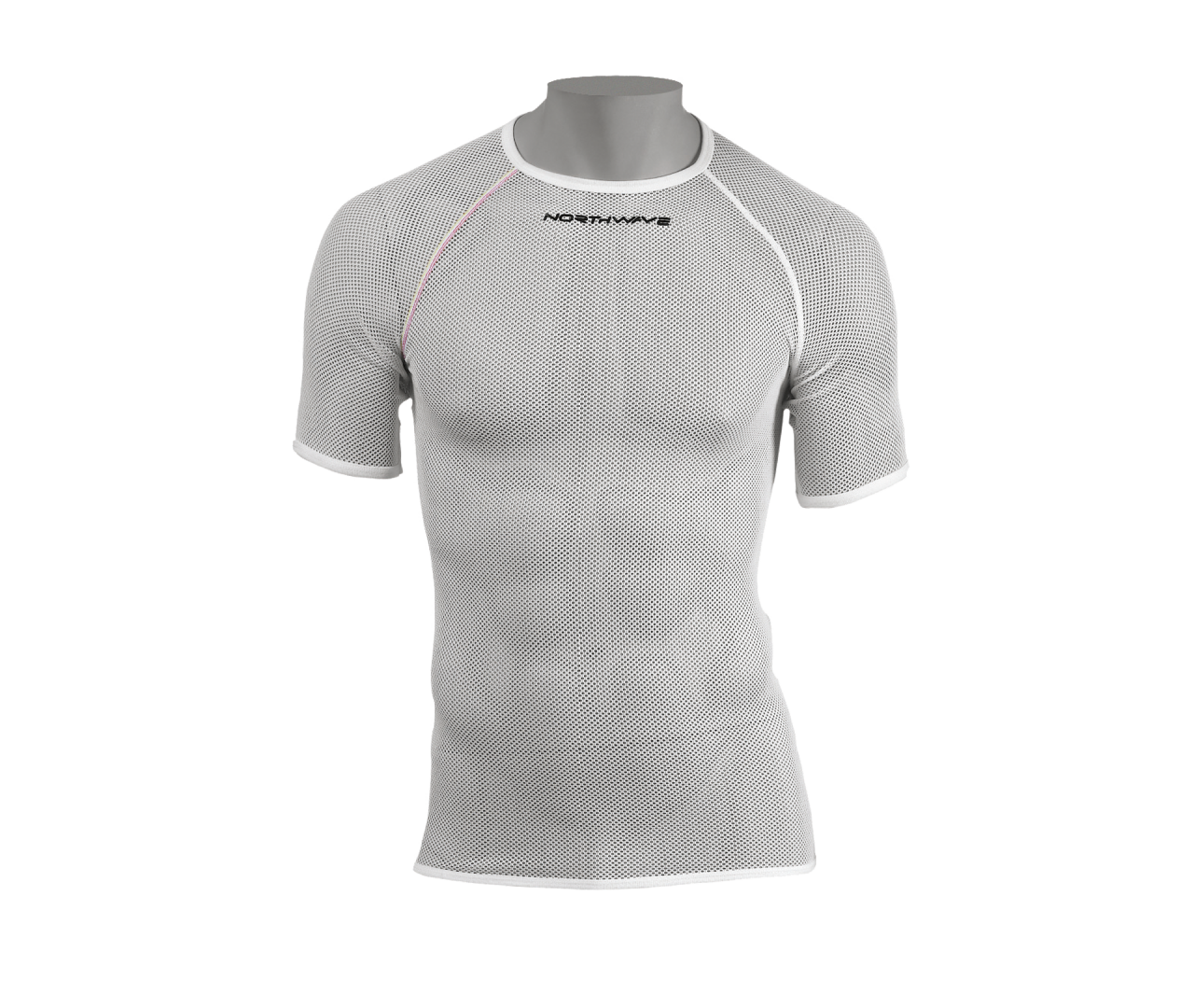Maglia Intimo Ciclismo Northwave Light Ss WHITE