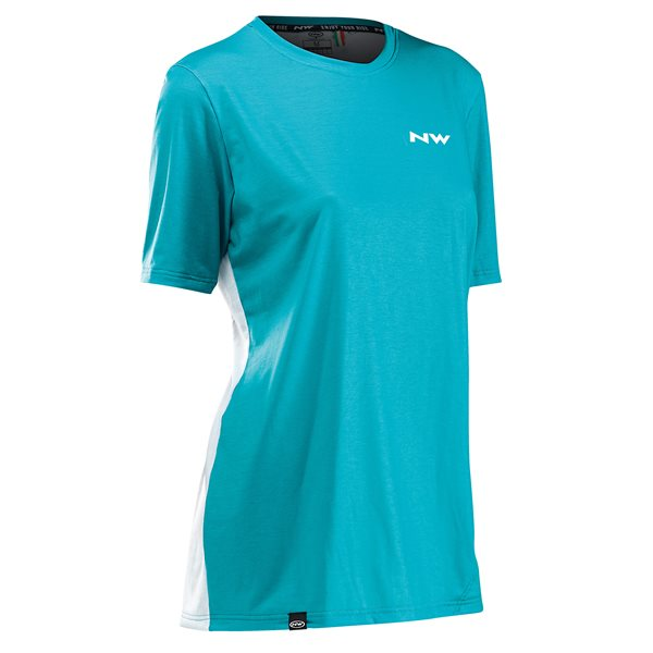 Maglia Maniche Corte Northwave XTrail Woman Jersey Short Sleeve ICE-GREEN