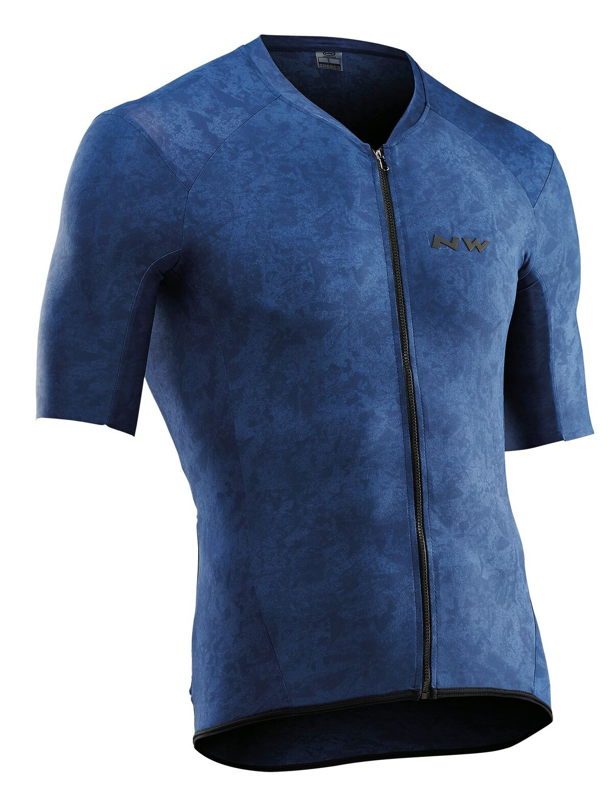 Maglia Ciclismo Maniche Corte Northwave Sense Jersey Short Sleeves BLUE