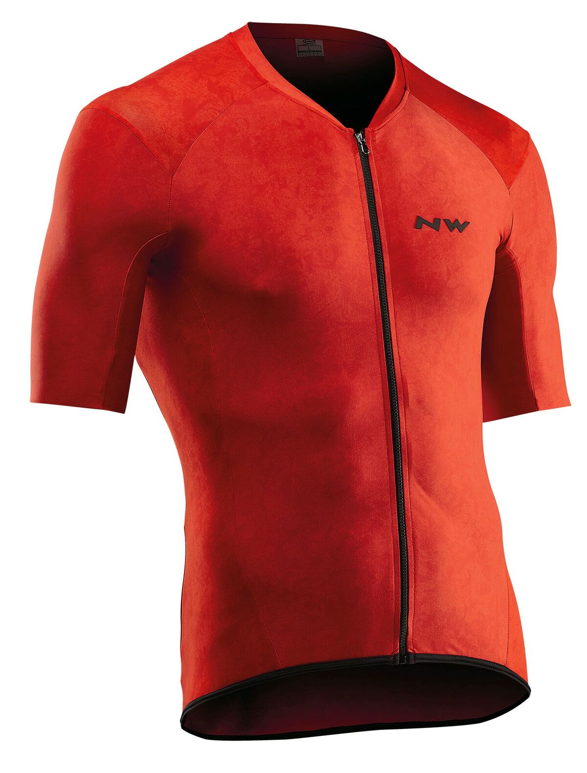 Maglia Ciclismo Maniche Corte Northwave Sense Jersey Short Sleeves RED