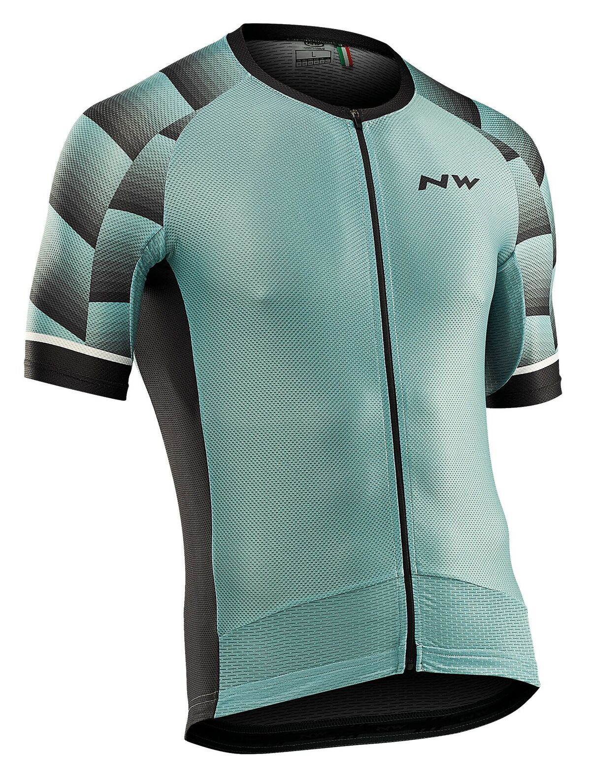 Maglia Ciclismo Maniche Corte Northwave Storm Air Jersey Short Sleeves SALVIA